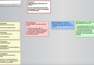 Ein interaktives Werkzeug für schulinterne Curricula