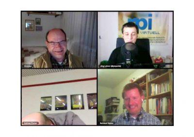 Ganz in deiner Nähe: Online konferieren