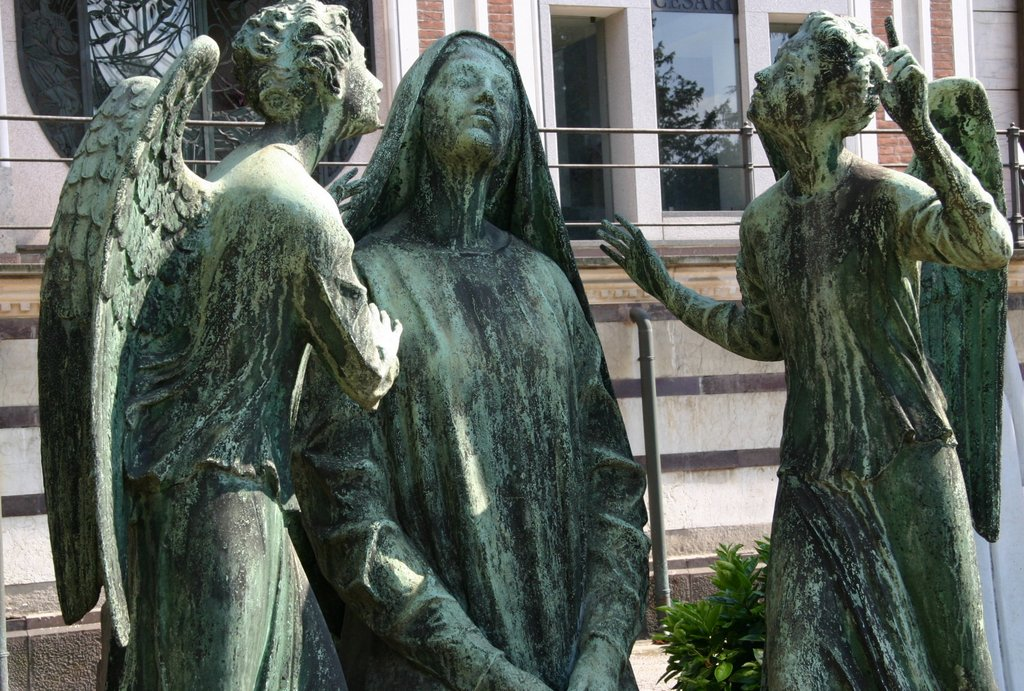 Dialog der Engel – Mailand