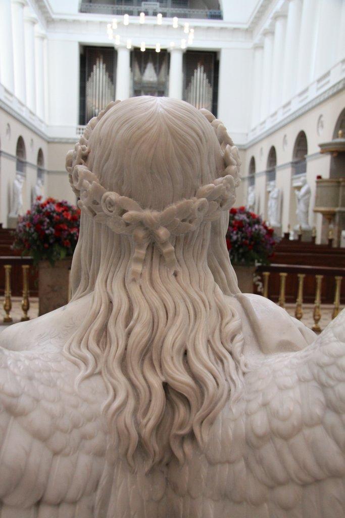 Engel in Kirche – Kopenhagen
