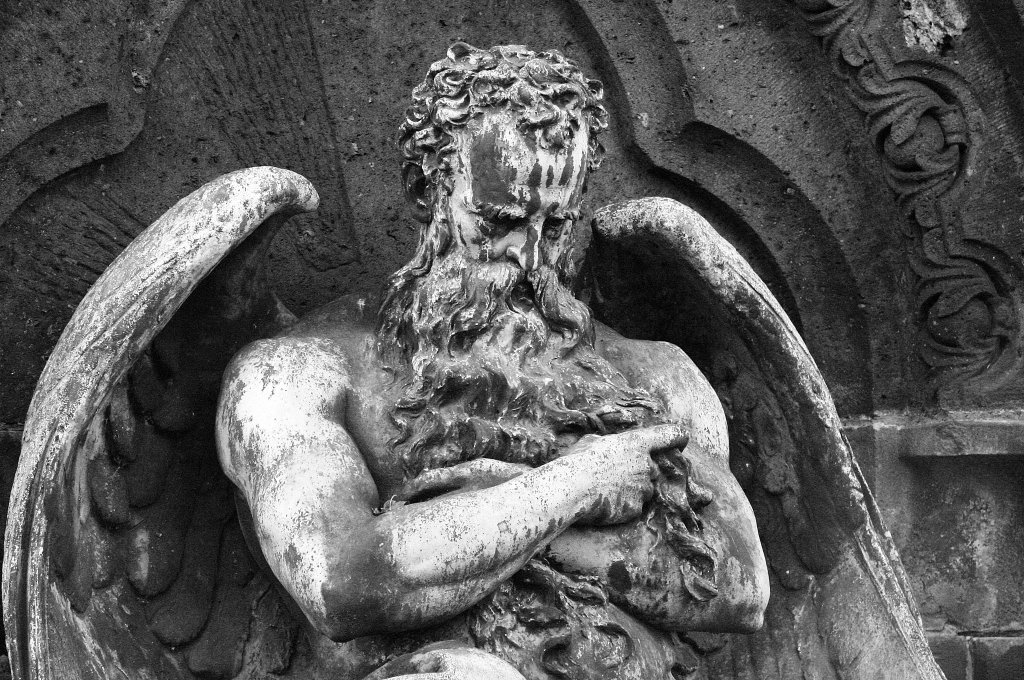 Mächtiger Engel – Berlin