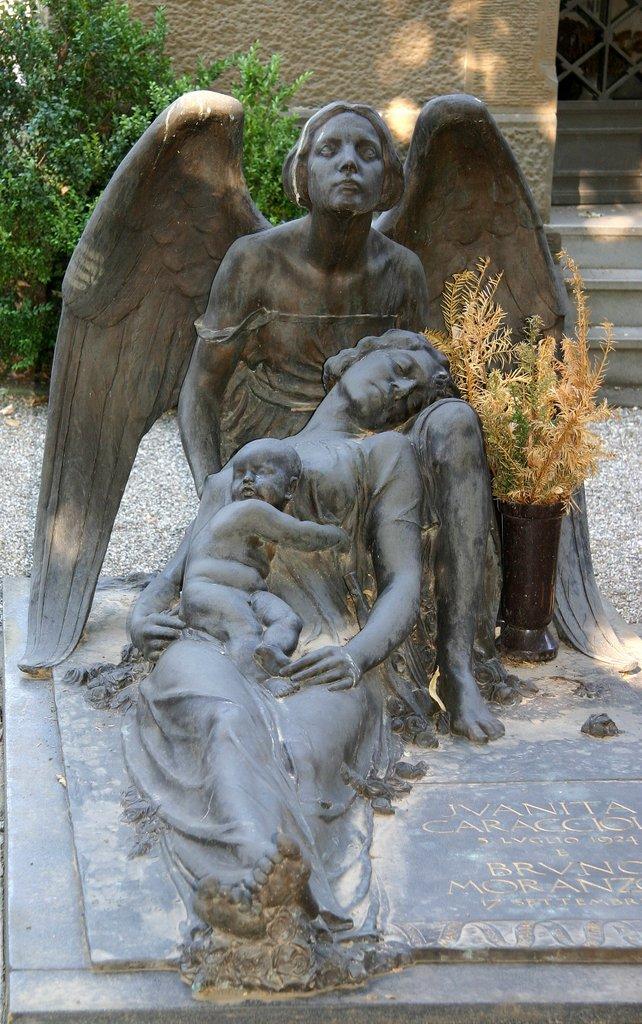 Trost-Engel – Mailand