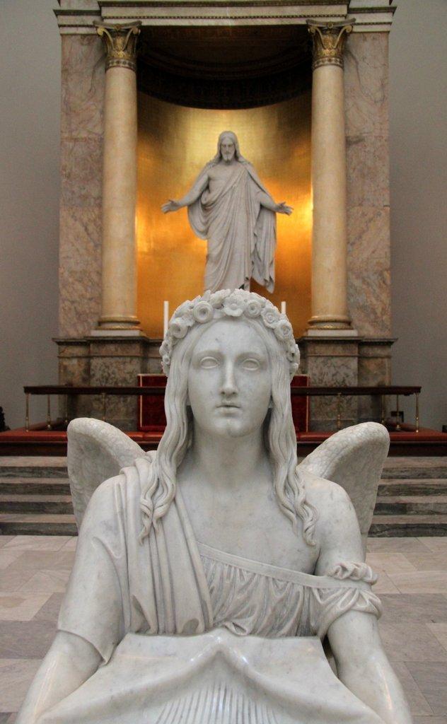Christus-Engel – Kopenhagen