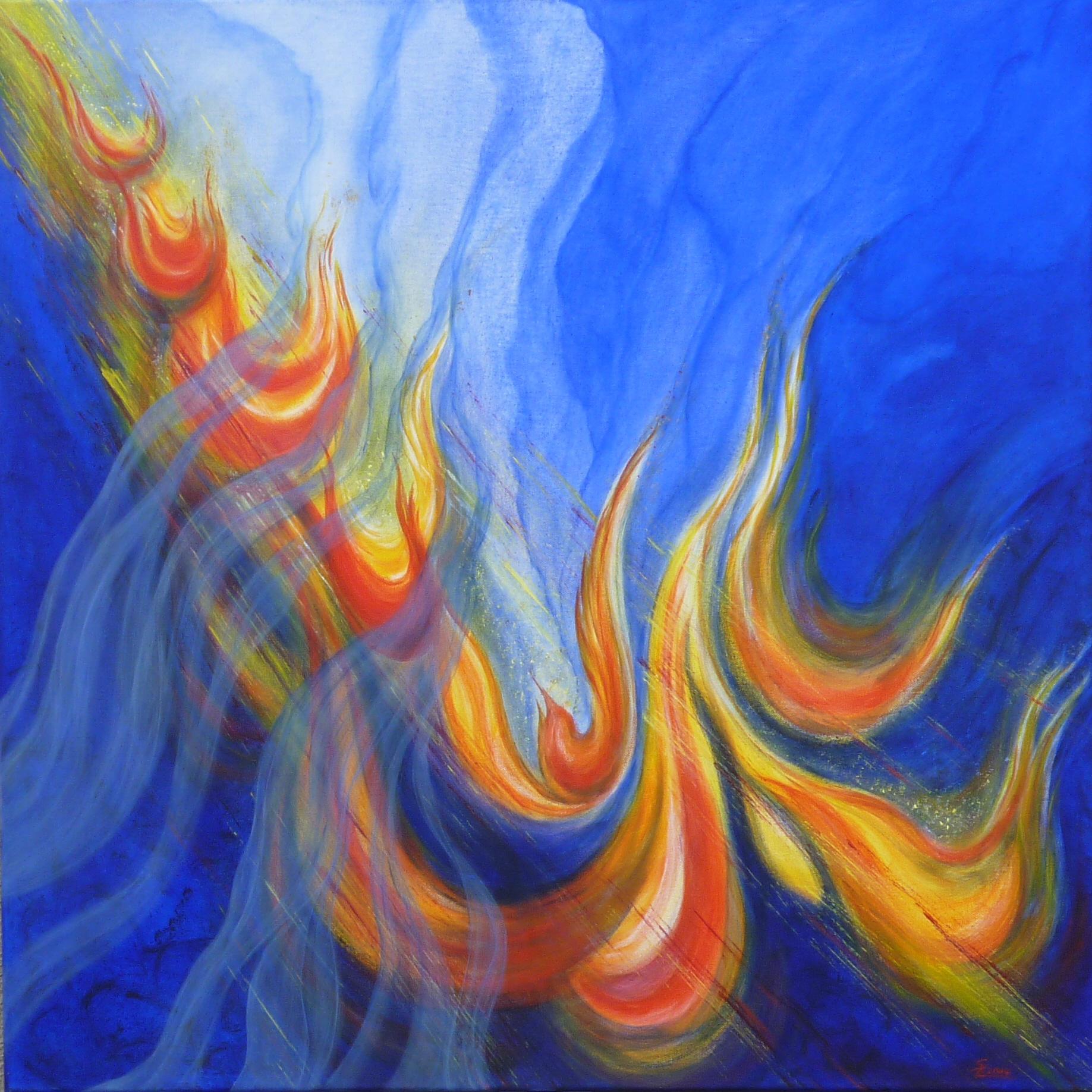 Feuer vom Himmel