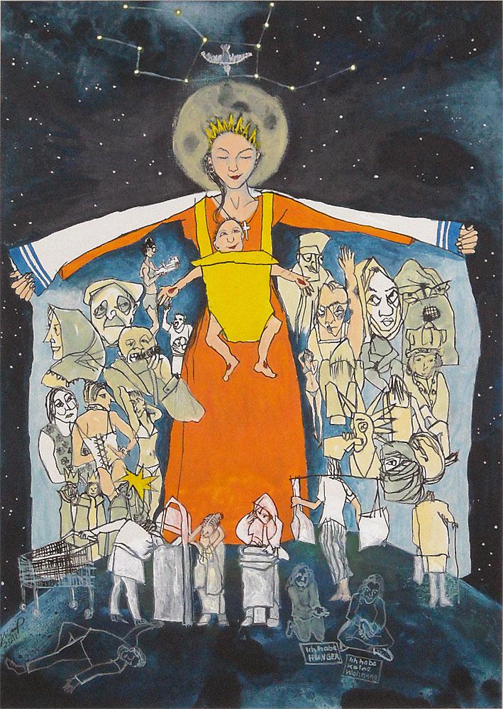 Maria, Mutter aller Menschen
