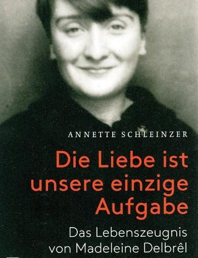 Buch des Monats Februar 2015: Madeleine Delbrêl – Liebe leben