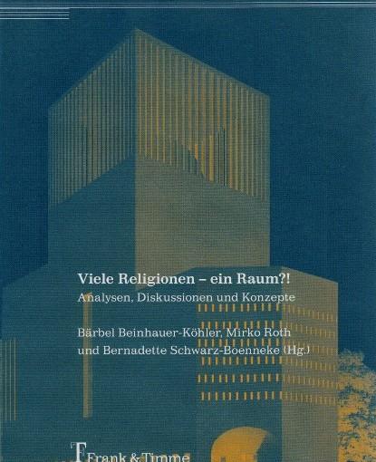 Buch des Monats April 2015: Raum-Begegnungen der Religionen