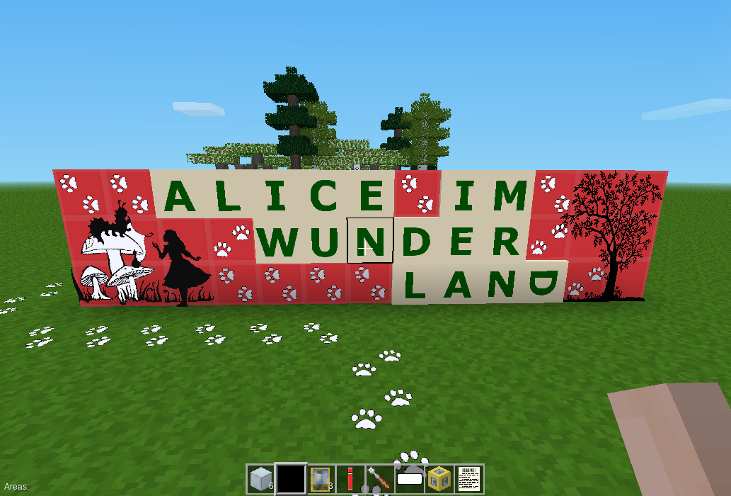 Alice im Wundserland Screenshot AliceLand