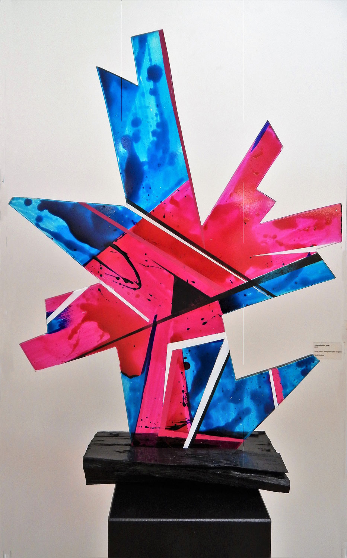 Adrenalin blue pink 1